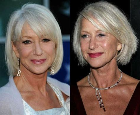 Which Hairstyles Look Exceptional On Older Women?