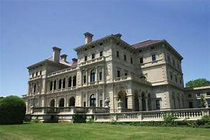 The Breakers   mansion, Newport, Rhode Island, United ...
