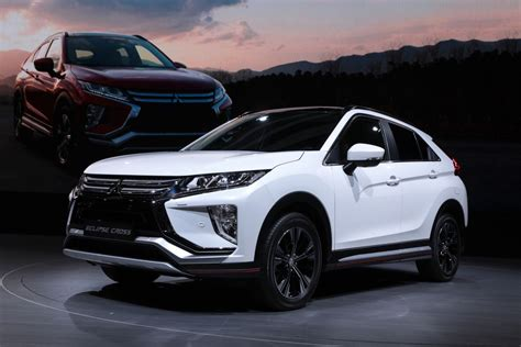 Mitsubishi New Models by Mitsubishi Seeks To Strengthen Suv Credentials With New