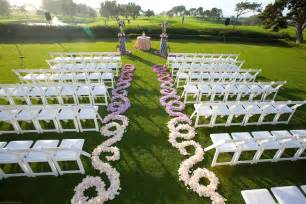 outside wedding decorations bn wedding décor outdoor wedding ceremonies bellanaija