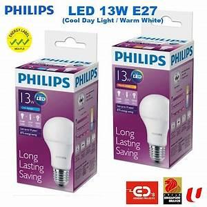 Led 13w E27 : qoo10 philips led 13w e27 bulb cool day light warm white led 13w e27 furniture deco ~ Markanthonyermac.com Haus und Dekorationen