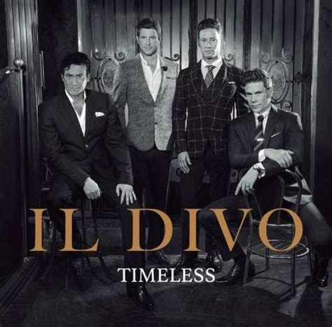 Ll Divo Songs by Il Divo Celebrate Their 15th Anniversary With New Release