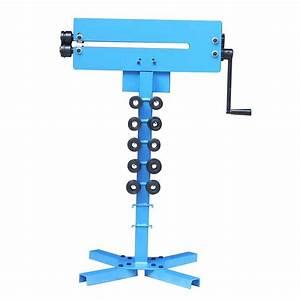 165145 Sheet Metal Manual Rolling Machine 457mm