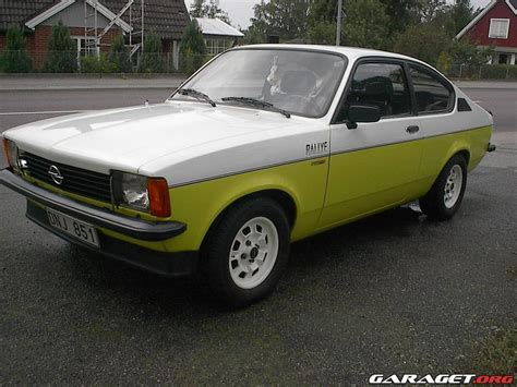 Opel Rallye by 1972 Opel Kadett Rallye Coup 233 Related Infomation