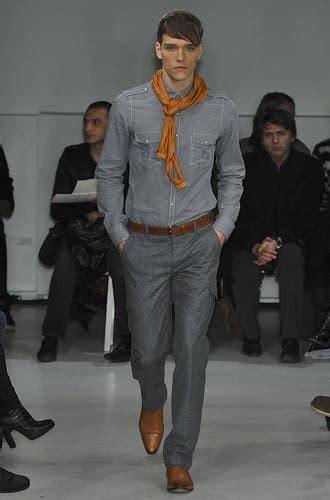 Les couleurs de vêtements pour homme Nouvel Homme