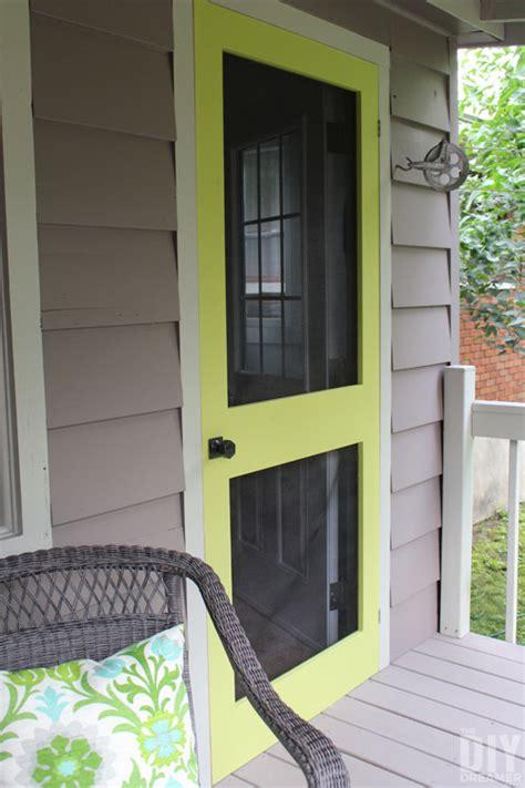 how to build a door how to build a screen door diy screen door