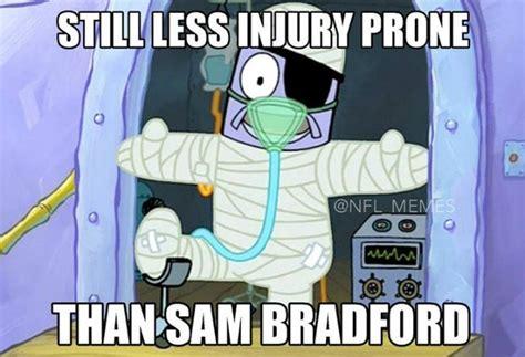 Sam Bradford Memes - sam bradford gallery the funniest sports memes of the week aug 24 aug 30 complex