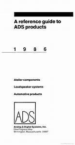 Ads Reference Guide - Product Brochure