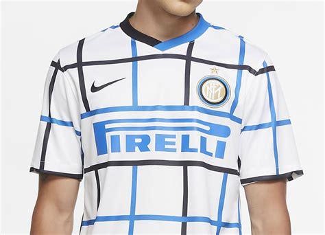 Inter Milan 2020-21 Nike Away Kit   20/21 Kits   Football ...