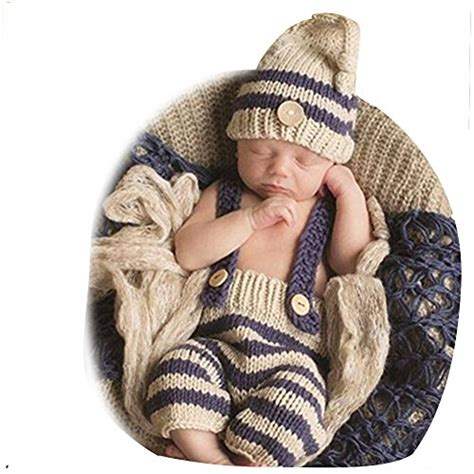 fashion cute newborn baby photography props outfits boy