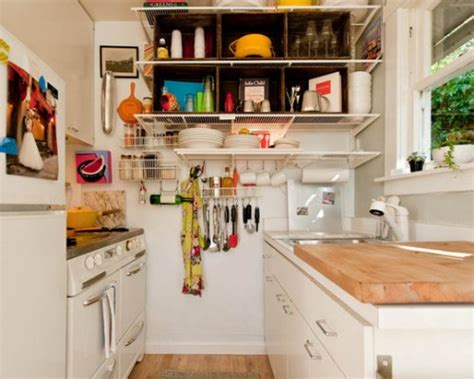 how to organize a small kitchen without pantry cozinha pequena 40 id 233 ias de como usar as paredes para 9803