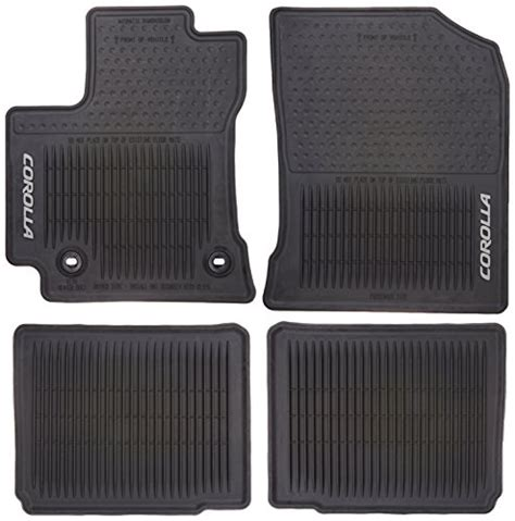 Toyota Avalon Floor Mats Replacement by Toyota Corolla Floor Mats Floor Mats For Toyota Corolla