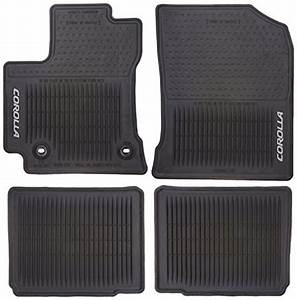 Toyota corolla floor mats floor mats for toyota corolla for Original toyota floor mats
