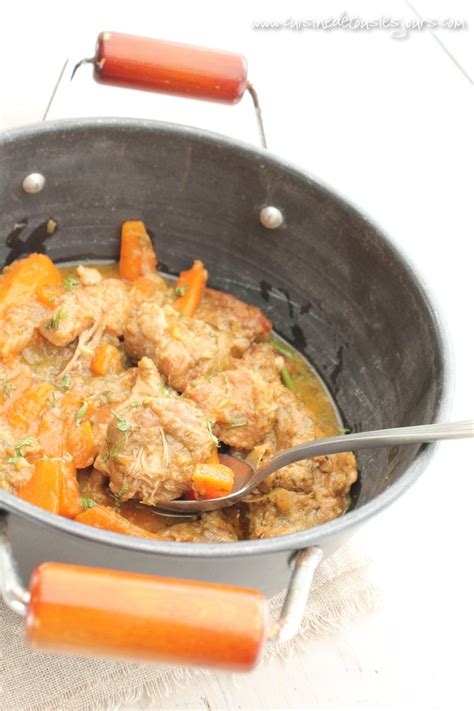 coriandre cuisine sauté de veau aux carottes gingembre et coriandre