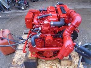 Westerbeke W33 4 Cylinder Diesel Engine Motor Westerbeke