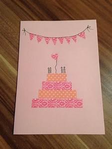 Geburtstagskarte Basteln Einfach : schnelle und einfache einladungskarten zum kindergeburtstag baby pinterest birthday bday ~ Orissabook.com Haus und Dekorationen