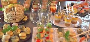 Apero Dinatoire Chaud : cocktail ou buffet froid pr voir les bonnes quantit s ~ Nature-et-papiers.com Idées de Décoration