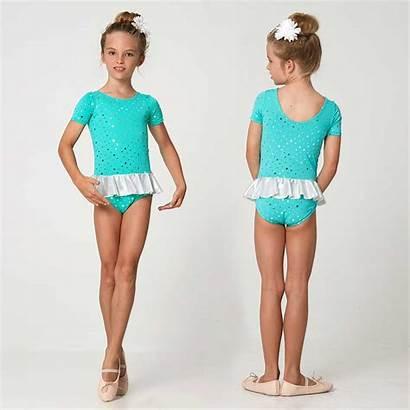 Leotard Gymnastics Pattern Sewing Leotards Little Dance