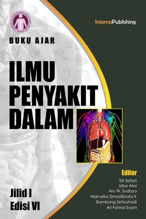 Jual Buku Ajar Ilmu Penyakit Dalam (Jilid 1, 2 & 3) Edisi