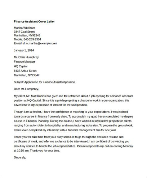 finance cover letters google docs ms word apple