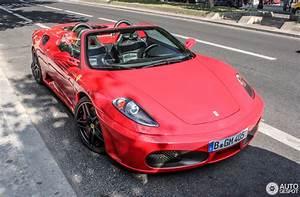 Ferrari F430 Spider : ferrari f430 spider 18 february 2015 autogespot ~ Maxctalentgroup.com Avis de Voitures