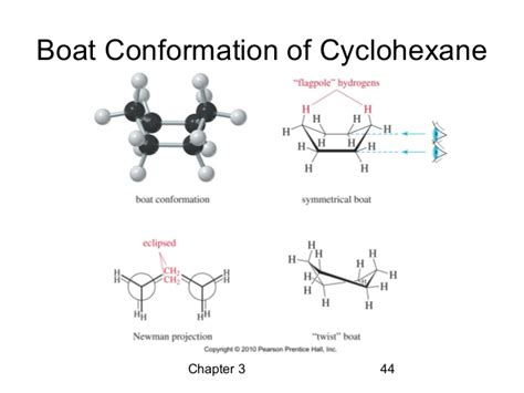 Chair Cyclohexane Newman Projection by 03 Structure And Stereochemistry Of Alkanes Wade 7th