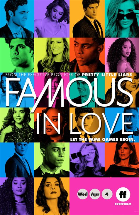 Famous In Love Season 2 Key Art  Today's News Our Take