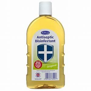 BM Dr Johnson39s Antiseptic Disinfectant 7641 BM