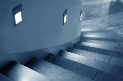 step lighting outdoor step lighting treads risers for