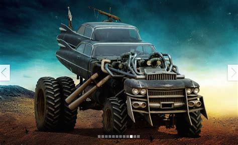 Mark Stamp  Digital Design Film Studies Mad Max Fury Road