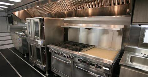 food truck kitchen design kitchen trailer concession trailer featherlite trailers 3507