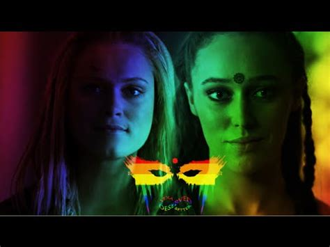 lgbt fans deserve better clarke and lexa how the hell did we end up here lgbt