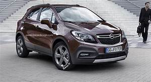 Suv Opel Mokka : carscoops opel mokka posts ~ Medecine-chirurgie-esthetiques.com Avis de Voitures