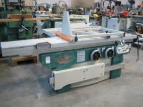 used grizzly g0451 14 quot sliding table saw coast machinery