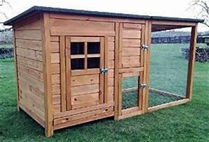 Cabane Pour Poule : poulallier pour 20 poules ~ Premium-room.com Idées de Décoration