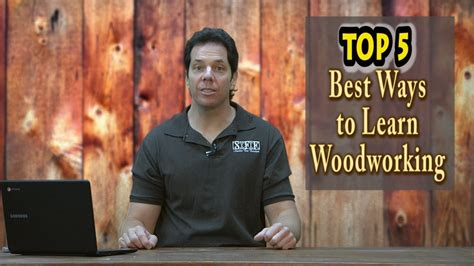 learn woodworking youtube