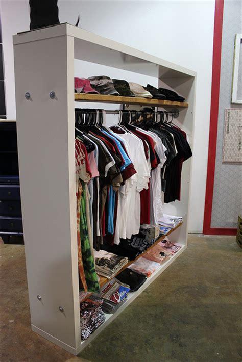 Ikea Hack Bookcase To Stylish Hanging Rack  Kara Paslay
