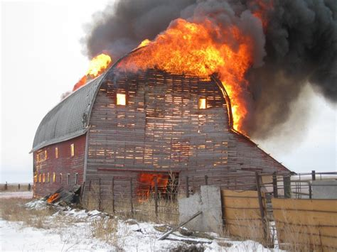 Barn Fires by Care Of Livestock And Horses In Disasters Calaveras