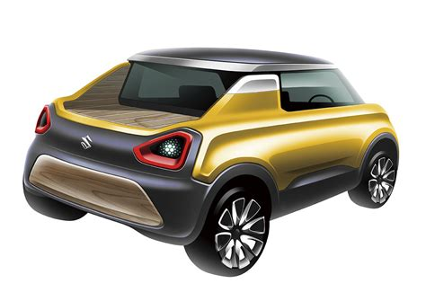 suzuki unveils  mighty deck concept