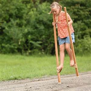 Wooden Stilts In Classic Toys – Nova Natural Toys & Crafts