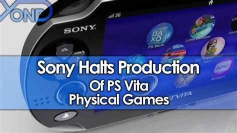 sony halting production of ps vita physical