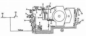 Mtd 149 Up518   1989  Parts Diagram For