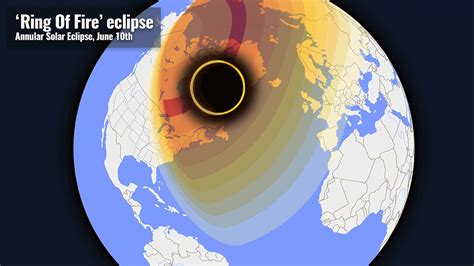 A rare Ring Of Fire - Annular Solar Eclipse is coming up ...