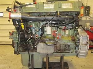 2003 Detroit Diesel Series 60 Ddec Iv 14 0l Egr Engine