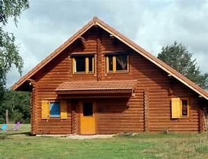 construire une maison en bois des techniques sures With construire une maison ecologique