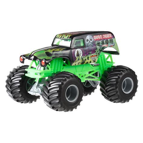 grave digger monster truck toys wheels monster jam grave digger