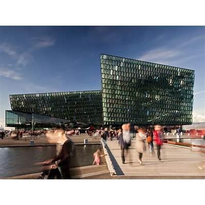 Harpa @Reykjavik Winner of 2013 Mies Van Der Rohe European