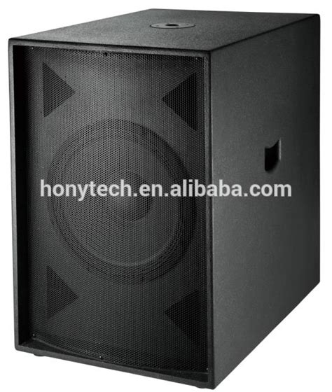 18 inch speaker cabinet design double 18 inch subwoofer box design buy 18 inch