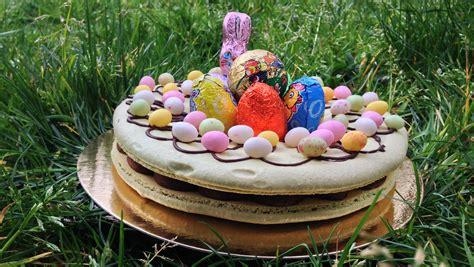 macaron nid de paques les gourmandises de nemo