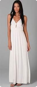 Robe Blanche Longue Boheme : mango robe ~ Preciouscoupons.com Idées de Décoration